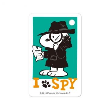 SNOOPY《SPY》迷你一卡通
