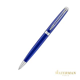WATERMAN 雋雅系列 寶石藍 原子筆