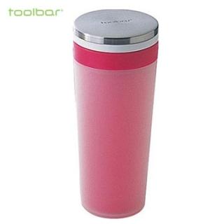 《Toolbar》粉彩隨身杯-粉紅 (320ml)