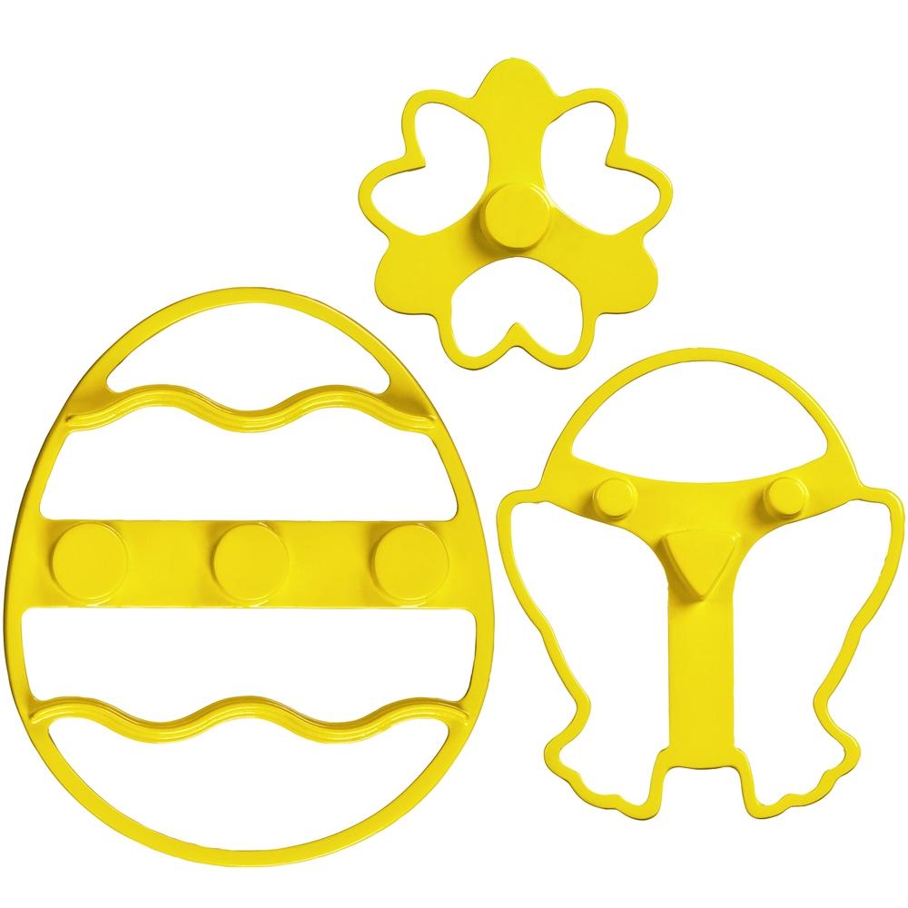 CUISIPRO 餅乾壓模裝飾組(小雞)