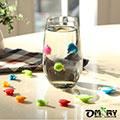 【OMORY】酒杯/水杯辨識器(12入)
