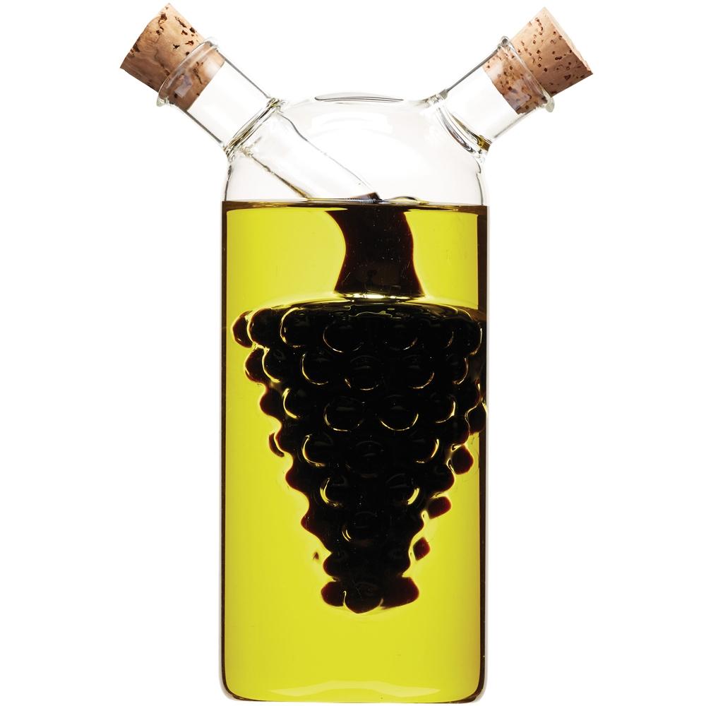 KitchenCraft 2in1油醋瓶(葡萄)