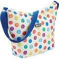 KitchenCraft 側背保冷袋(水彩點點5L)