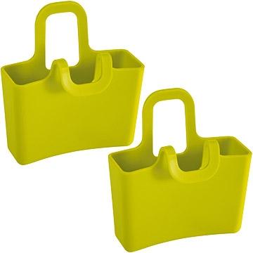 KOZIOL 提籃茶包架(綠2入)