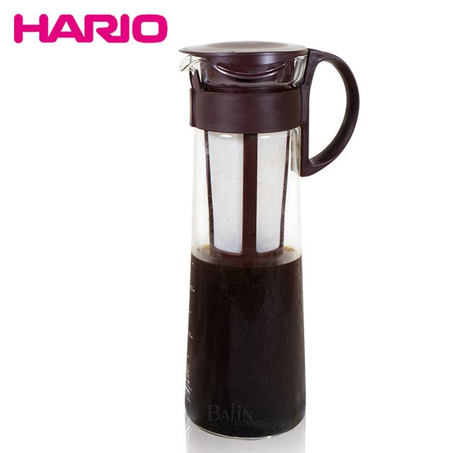 【日本HARIO】附濾網 咖啡冷泡壺1000ml(MCPN-14CBR)