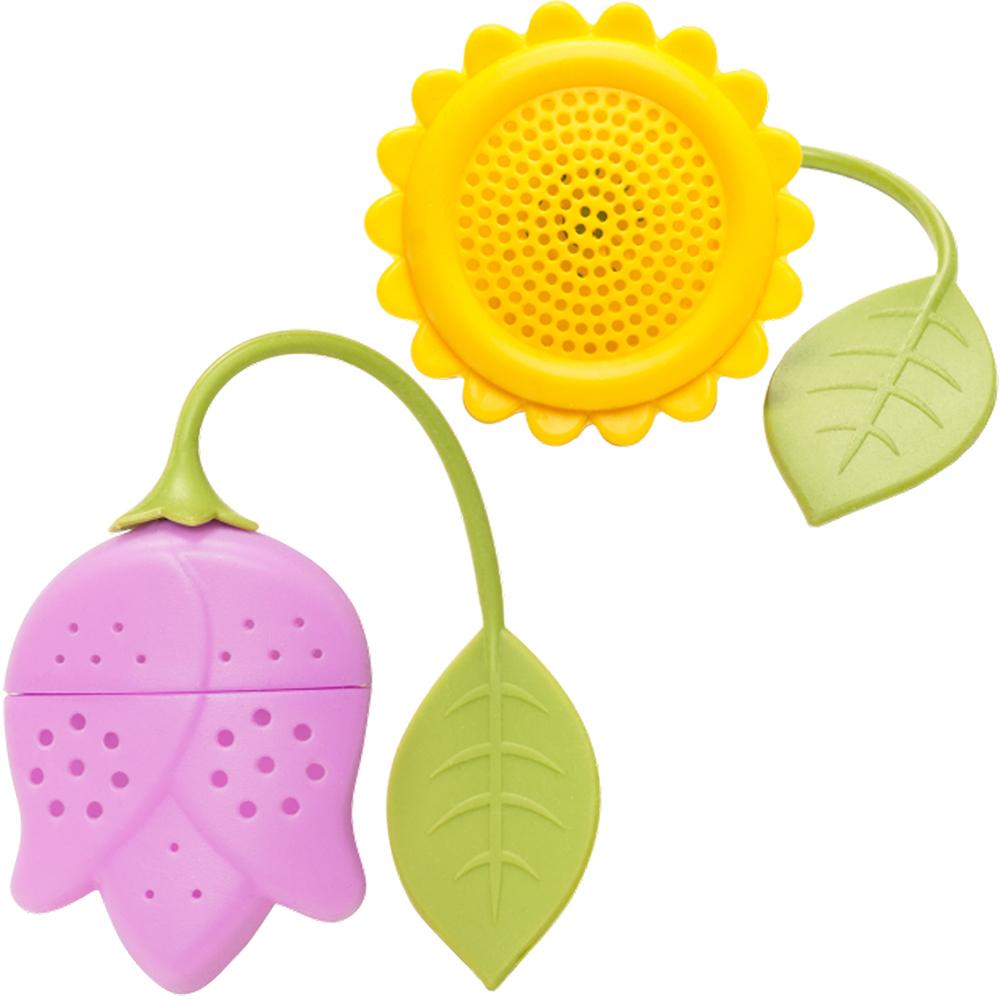 GP&me 花朵濾茶器