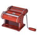 Marcato Atlas 150製麵機 壓麵機 紅色 義大利製