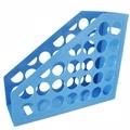 WIP開放式圓孔雜誌箱/AMF6800-2/黑/2入/組