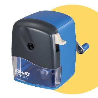 【KW-triO】二用削鉛筆機(藍)