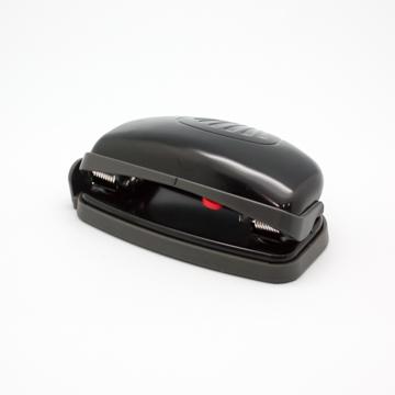 【KW-triO】貝殼省力二孔打孔機(輕型)-黑