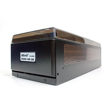【KW-triO】名片盒(800片)-黑