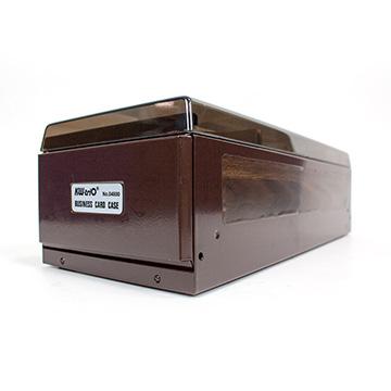 【KW-triO】名片盒(800片)-棕