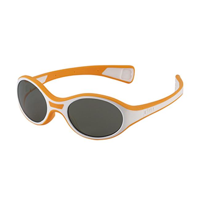 【奇哥】BEABA 寶寶太陽眼鏡-橘色 (18個月以上)
