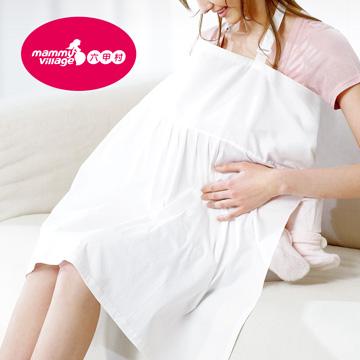 六甲村雅緻型授乳巾