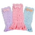 【COTEX可透舒】嬰兒安穩肚圍包巾--粉藍