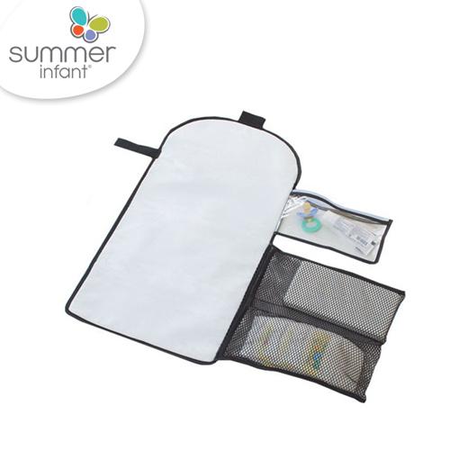 美國 Summer infant - 可攜式多功能換尿布墊