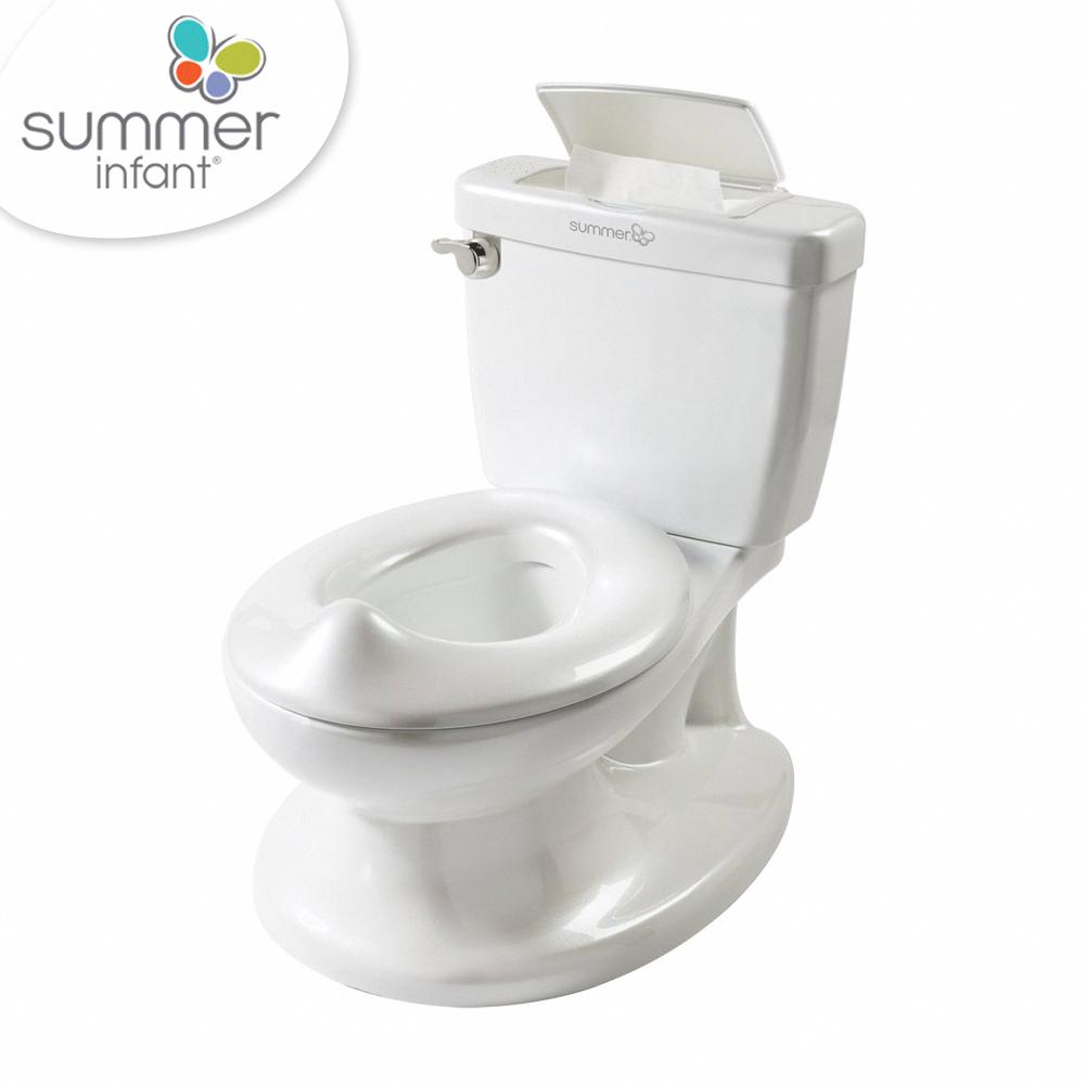 Summer Infant 寶寶自主學習小馬桶-白★寶貝如廁學習的超級神器★