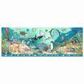 美國瑪莉莎 Melissa & Doug 大型地板拼圖 - 找找看海底動物【48 片】