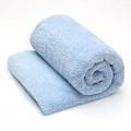 UltraDry 雪柔綿浴巾(淺藍色)