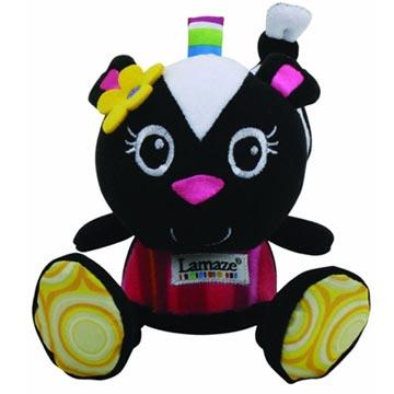 Lamaze拉梅茲嬰幼兒玩具 - 可愛小臭鼬