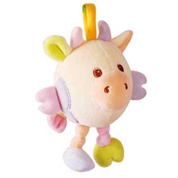 澳洲baby bow-小牛玩偶
