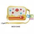 【Kids zoo】日本童趣造型相機包_蛋糕