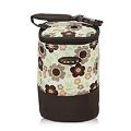 【Colorland】 母乳保冷運輸袋 副食品保溫袋 -綠色小梅花