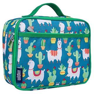 【LoveBBB】美國 Wildkin 保冰保溫袋/萬用袋33900 羊駝與仙人掌
