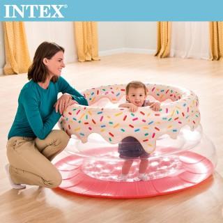 INTEX甜甜圈造型跳跳床(48476)