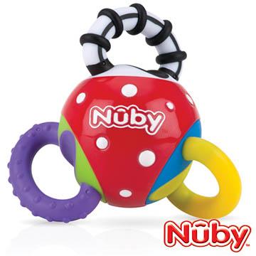 Nuby 固齒玩具-轉轉球