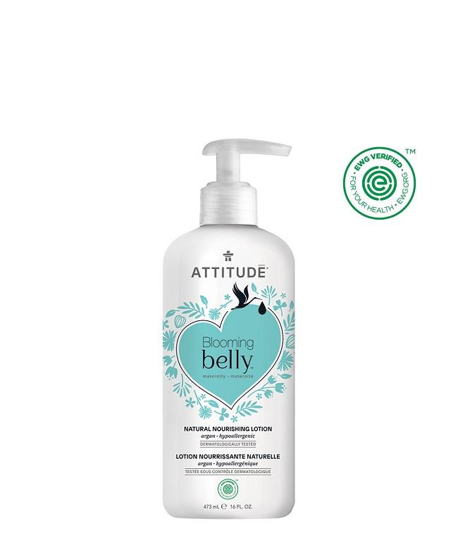 加拿大 ATTITUDE 艾特優_孕媽咪(摩洛哥堅果油)-身體乳 AL18121