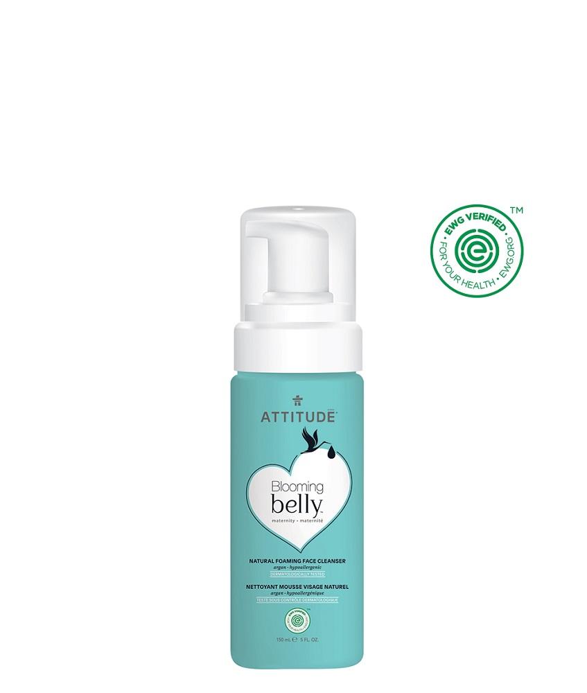 加拿大 ATTITUDE 艾特優_孕媽咪(摩洛哥堅果油)-泡沫洗面乳  AL16610