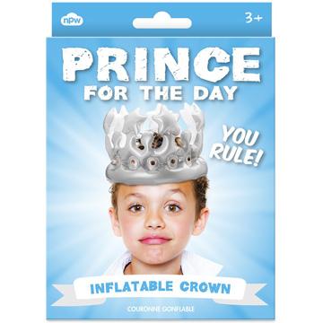 英國【NPW】趣味造型充氣帽-王子
