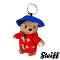 STEIFF德國金耳釦泰迪熊 Paddington 伯林頓熊(限量版吊飾)