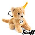 STEIFF德國金耳釦泰迪熊 - Cat 小貓咪 (經典鑰匙圈/吊飾)