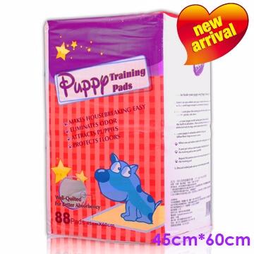 【Huppy】哈比狗狗訓練尿布墊【1包 x 88片 45cm*60cm】