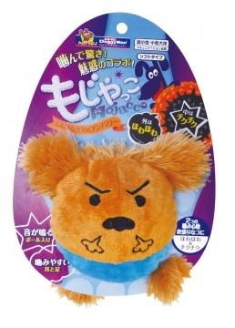 Doggyman 犬用絨毛努力熊啾啾大玩具球
