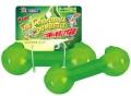 DoggyMan  犬用水晶橡膠網球玩具-啞鈴