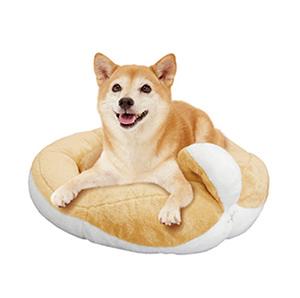 Doggyman 犬貓用軟綿綿屁屁造型睡墊