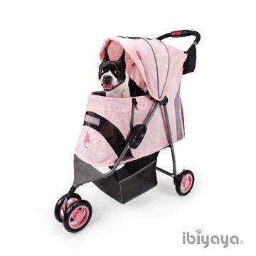 IBIYAYA依比呀呀-My Melody 寵物三輪車/寵物推車【FS1101S-ME】