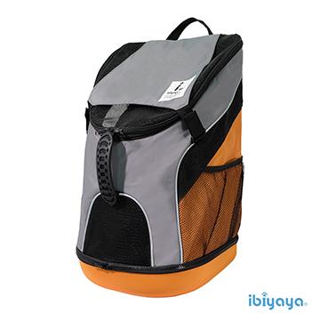 IBIYAYA依比呀呀-FC1606極限輕量寵物後背包-竹炭灰