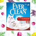 藍鑽歐規【EverClean】強效除臭結塊貓砂10L