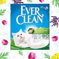 藍鑽歐規【EverClean】強效清香結塊貓砂10L