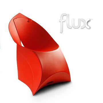 Flux_隨享椅(經典紅)
