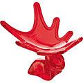 KOZIOL 大麋鹿置物手機座(透紅)