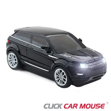 Click Car Mouse RANGE ROVER EVOQUE 無線nano滑鼠_黑色
