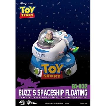 EA-032 玩具總動員 巴斯光年飛船 磁浮版