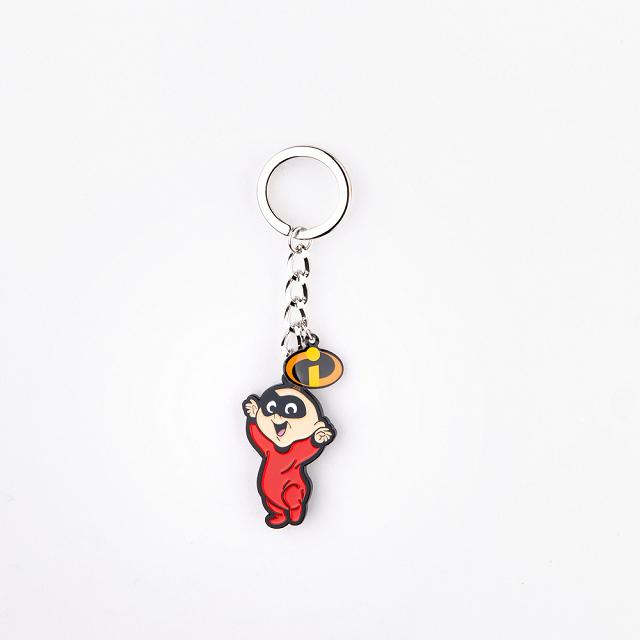 超人特攻隊2系列 鑰匙圈 小傑款
