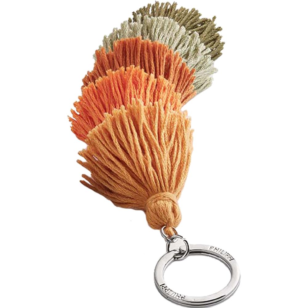 PHILIPPI 流蘇鑰匙圈(橘)