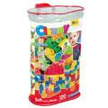 《Clemmy軟質積木》新120 PCS幼兒軟質袋裝積木